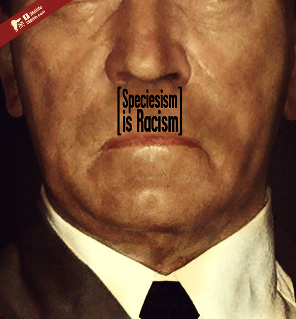 speciesism_is_racism_credits_to_Nir_Vana