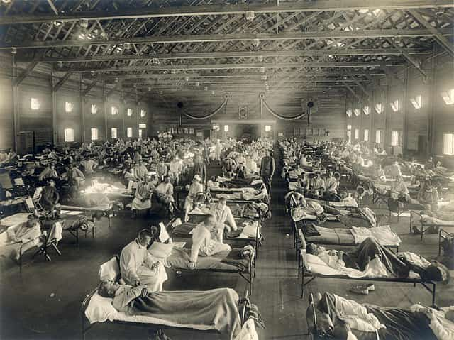 Πανδημία Γρίπης 1918